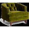 Green. Chair - Namještaj -