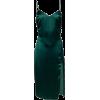 Green. Dress - Vestiti -