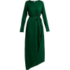 Green Dress - Dresses -
