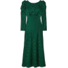 Green Dress - Dresses -