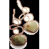 Green Garnet Earrings - Серьги - $90.00  ~ 77.30€