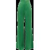 Green Pants - Spodnie Capri -