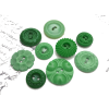 Green Sewing Buttons  - Uncategorized - $6.75