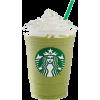 Green Tea Frappuccino - Uncategorized -
