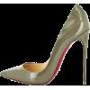 Green. - Classic shoes & Pumps -