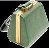 Green clutch bag - Clutch bags -
