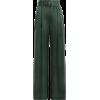 Green pant 864 - Pantaloni capri -