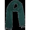 Green scarf - Bufandas -