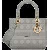 Grey DIOR - Bolsas pequenas -