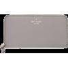 Grey Kate Spade Wallet - Wallets -