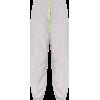 Grey Sweat Pants - Tajice -