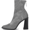 Grey - Boots -