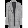 Grey - Jacket - coats -