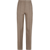Grisaille wool pants - Spodnie Capri - $950.00  ~ 815.94€
