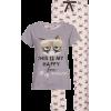 Grumpy Cat Pajama Set - ルームウェア -