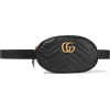 Gucci GG Marmont quilted leather belt ba - Travel bags - $1.00