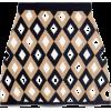 Gucci1 Beige. Black. Skirts - Faldas -