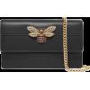 Gucci Black Bag - Hand bag -