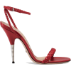 Gucci Braided Leather Sandal - Sandals - $850.00