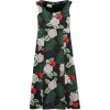 Gucci Hawaiian print silk sleeveless - Haljine -