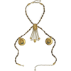 Gucci Hercules and lion head body acces - Collares -
