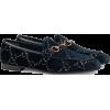 Gucci Jordaan GG velvet loafer - Loafers -