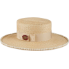 Gucci Notte Embellished Straw Hat | Nord - Hat -