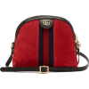 Gucci Ophidia suede cross-body bag - Hand bag -
