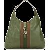 Gucci Pre-Owned Web detail shoulder bag - Kleine Taschen -