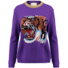 Gucci Purple tiger pullover - Swetry - $1,060.24  ~ 910.62€