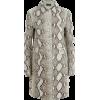 Gucci | Python coat - Jacket - coats -