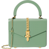 Gucci Sylvie 1969 Plexiglas mini top han - Hand bag -