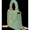 Gucci Sylvie 1969 Plexiglas mini top han - Hand bag -