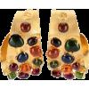 Gucci - Earrings - 690.00€  ~ $803.37