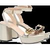Gucci - Platforms - 690.00€  ~ $803.37