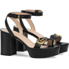 Gucci - Platforms - 690.00€  ~ £610.57