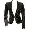 Gucci leather jacket - Chaquetas -