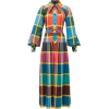 Gucci's Madras-checked dress - Kleider -