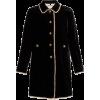 Gucci velvet coat - Jacket - coats -