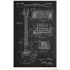 Guitar print by Stanley Print House - Illustrations -