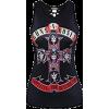 Guns N Roses Tank - Tanks -