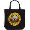 Guns N' Roses Bullet Logo - Unisex Black - Messenger bags - $29.00