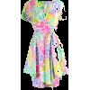 Guy Laroche Vintage Multicolored Cotton - Vestidos -