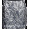 H&M Metallic Skirt - Skirts -