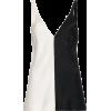 HAIDER ACKERMANN Silk Monochrome Cami bo - Tanks - $324.00
