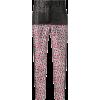 HAIDER ACKERMANN jacquard print trousers - Capri & Cropped -