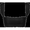 HAIGHT black bikini top - Kupaći kostimi -