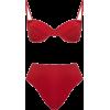 HAIGHT red balconette bikini - Swimsuit -