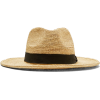 HAT WITH BAND - Hat - $45.90