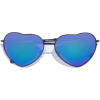 HEART SUNGLASSES - 墨镜 -